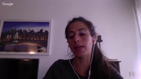 Thumbnail for entry Q&A | Perrine Toledano | 2016 Mar. 3