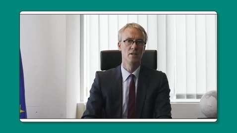 Thumbnail for entry Interview with Koen Doens, Director General DG-INTPA, European Commission