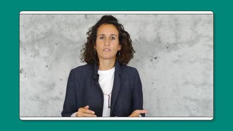 Thumbnail for entry Interview with Verónica Ruiz, Nature-based Solutions Programme Officer, IUCN