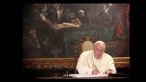 Thumbnail for entry Pope Francis and the Encyclical
