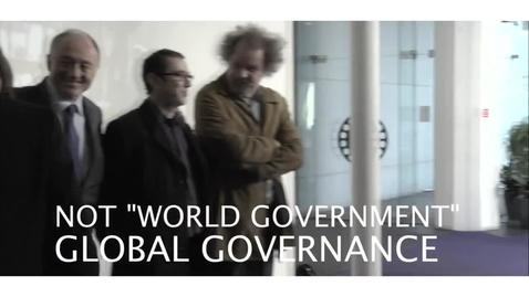 Thumbnail for entry Existing Structures of Global Governance