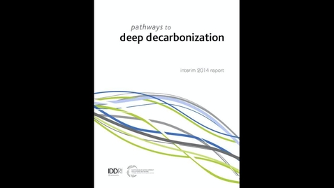 Thumbnail for entry Why Countries Need Deep Decarbonization Pathways to 2050 (1)