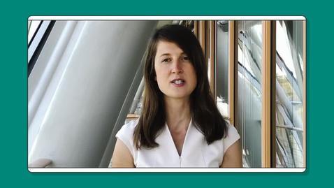 Thumbnail for entry Interview with Kristyna Pelikanova, EIB