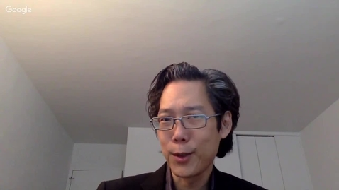 Thumbnail for entry Q&A | Hiro Yoshikawa | 2017 Apr. 14