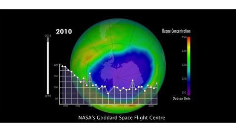 Thumbnail for entry Stratospheric Ozone Depletion