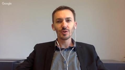 Thumbnail for entry Live Q& A Archive | NR MOOC | 21 October 2016 | Dr. Daniel Franks