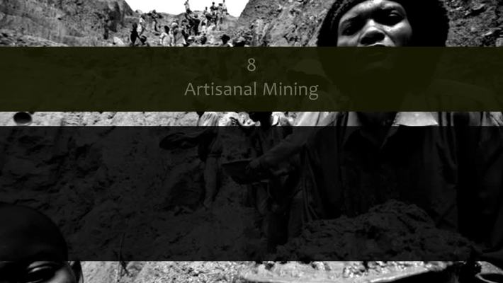 Tensions Between Artisanal and Large-Scale Mining