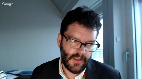 Thumbnail for entry Q&A | David Jensen & Carl Bruch | 2018 Mar. 6