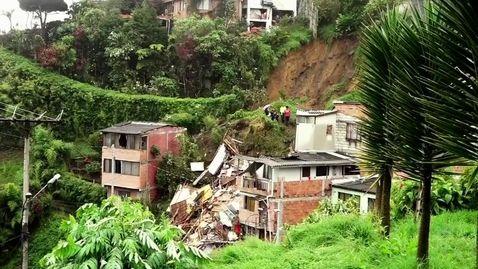 Thumbnail for entry Nature's solutions to landslides: a case study from Colombia