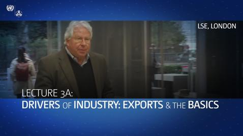 Thumbnail for entry Drivers of industry: exports and the basics