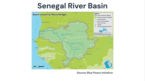 Thumbnail for entry Case study: The Principle of Equitable and Reasonable Use in the Senegal River Basin