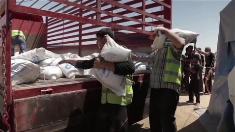 Thumbnail for entry Humanitarian Response to Crisis