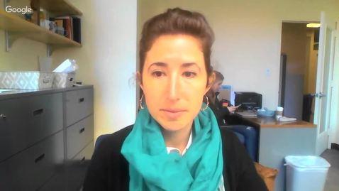 Thumbnail for entry Live Q&A Archive | ECD MOOC |  March 23 2017 | Dr Aisha Yousafzai