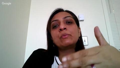 Thumbnail for entry Q&A | Aisha K. Yousafzai | 2017 Apr. 7