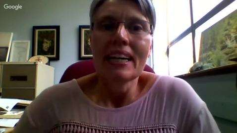 Thumbnail for entry Live Q&A Archive | SC MOOC | 23 January 2017 | Debra Roberts