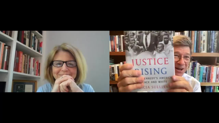 Conversation with Patricia Sullivan, Justice Rising