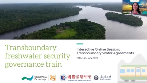 Thumbnail for entry Transboundary Water Agreements