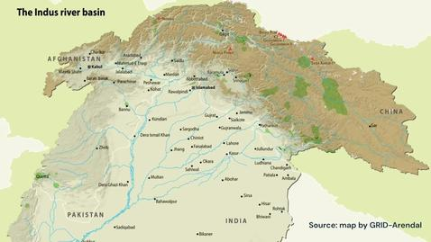 Thumbnail for entry Case study: Indus River Basin: Transboundary Water Security and Climate Change