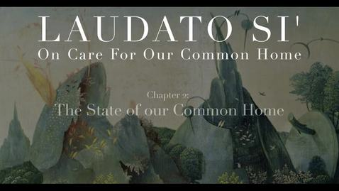 Thumbnail for entry The State of Our Common Home