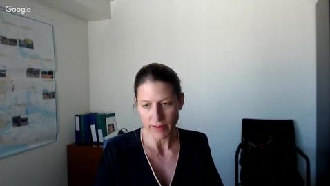 Thumbnail for entry Q&A | Silja Halle | 2018 Apr. 17