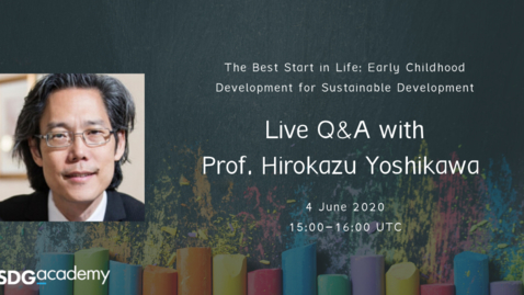 Thumbnail for entry Q&A | Hiro Yoshikawa | 2020 Jun. 4