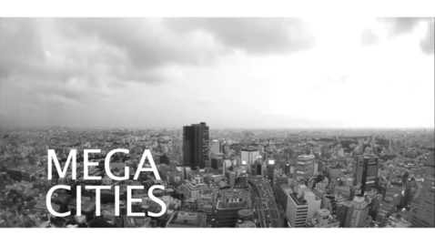 Thumbnail for entry Cities: Challenges and Opportunities
