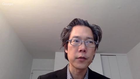 Thumbnail for entry Q&A | Hiro Yoshikawa | 2017 Mar. 6