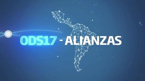 Thumbnail for entry Alianzas: un vehículo para lograr el desarrollo sostenible - Trailer