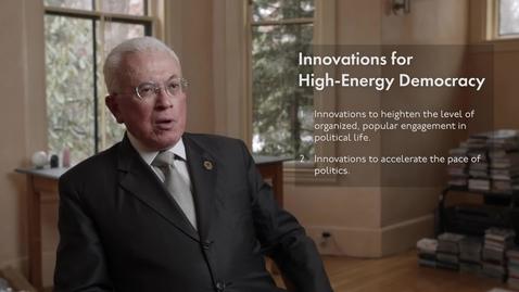 Thumbnail for entry High-Energy Democracy