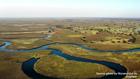 Thumbnail for entry Case study: The Cubango–Okavango River Basin: Ecosocial Model to Guide Management and Development