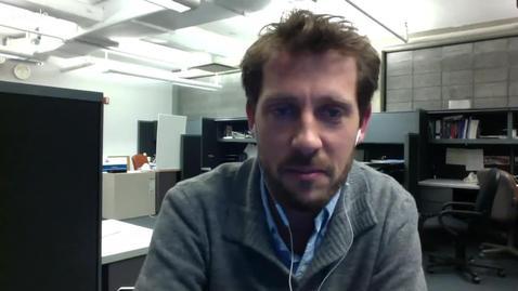 Thumbnail for entry Q&A   Nicolas Maennling   2016 Nov. 22