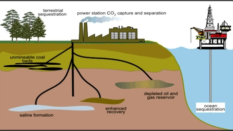 Thumbnail for entry Carbon Capture and Sequestration