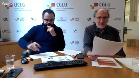 Thumbnail for entry Q&A | Edgardo Bilsky & Andrea Ciambra | 2017 Feb. 17