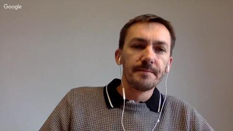 Thumbnail for entry Live Q& A Archive| NR MOOC | 9 March 2016 | Dr. Daniel Franks