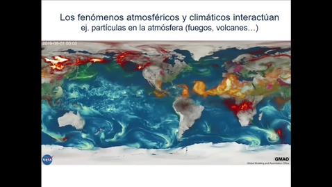 Thumbnail for entry La ciencia del cambio climático