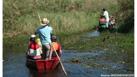 Thumbnail for entry Case study: La Plata Basin – Accessing GEF Finance for Basin Cooperation