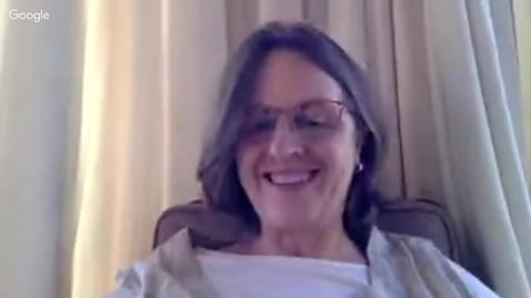Thumbnail for entry Q&A | Sue Parnell | 2016 Dec. 2