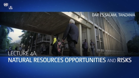 Thumbnail for entry Natural resources: opportunities and risks