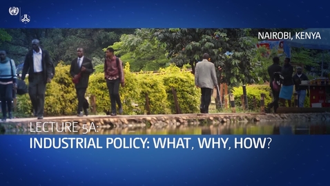 Thumbnail for entry Industrial policy: what, why, how?