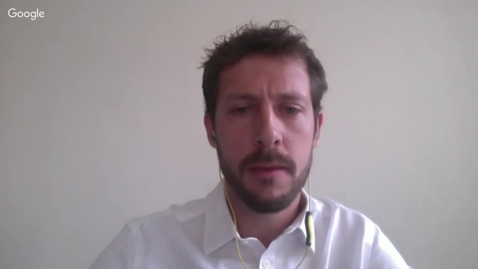 Thumbnail for entry Live Q& A Archive | NR MOOC | 31 March 2016 | Nicolas Maennling