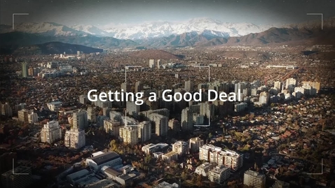 Thumbnail for entry Getting a Good Deal: Negotiating Extractive Industry Contracts - Trailer
