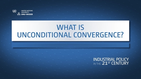 Thumbnail for entry What is unconditional convergence?