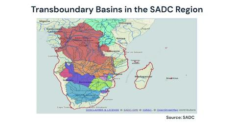 Thumbnail for entry Case study: Transboundary Water Cooperation in SADC Region