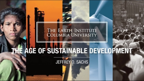 Thumbnail for entry The Age of Sustainable Development –Trailer