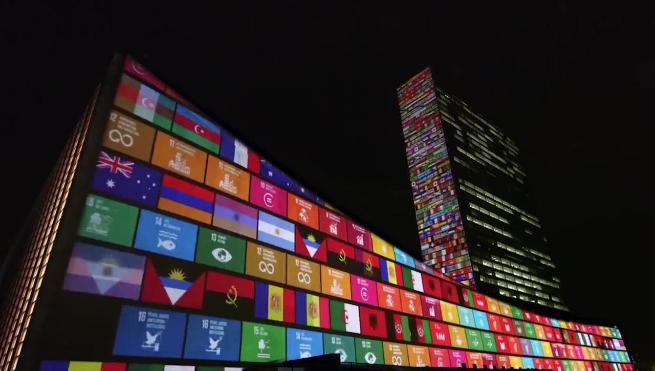 How to Achieve the SDGs - Trailer