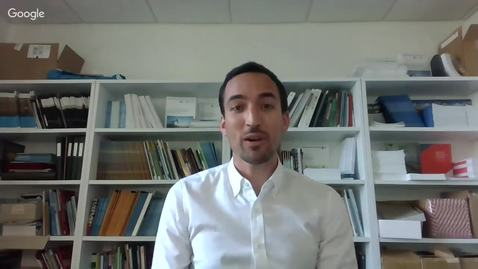 Thumbnail for entry Live Q& A Archive | NR MOOC _ 11 October 2016 _ Thomas Lassourd