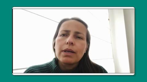Thumbnail for entry Interview with Olga Nieto Morena, Ministry of the Environment Colombia