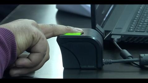 Thumbnail for entry Aadhaar in India