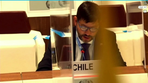 2nd Meeting, 2nd Part of Second Review Conference of the Convention on Cluster Munitions