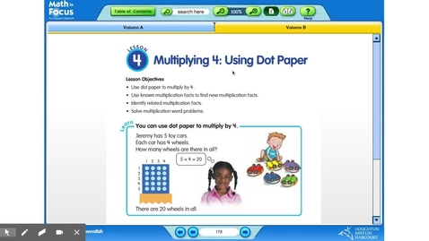 Thumbnail for entry Math In Focus Student-Edition Grade 2